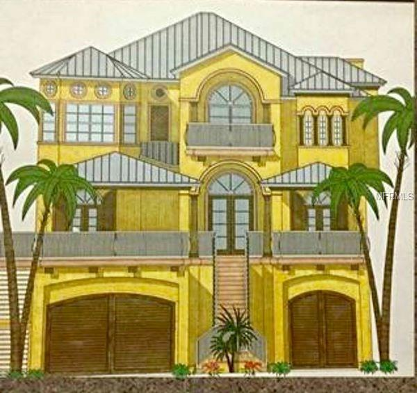 UNDER CONSTRUCTION! TO BE COMPLETED JULY 2018. Stunning canal front home on Tampa Bay! With approximately 3000 square feet of living space, this 4 bedroom 3 bathroom, 4+ garage home will feature stunning views of beautiful Tampa Bay from the wraparound balcony and 4th story lookout. With high, vaulted ceilings, an open layout, and nearly 1,000 square feet of outdoor living space, this home is perfect for entertaining. Home will feature high-end finishes, including granite countertops, solid-wood cabinets and bamboo wood flooring. House also has an elevator shaft so new owners can put in their own elevator if they desire. Located South East of the intersection of Race Track Rd and Hillsborough Ave in Tampa, this hidden gem is centrally located and surrounded by a little bit of Florida history. Plans available upon request!