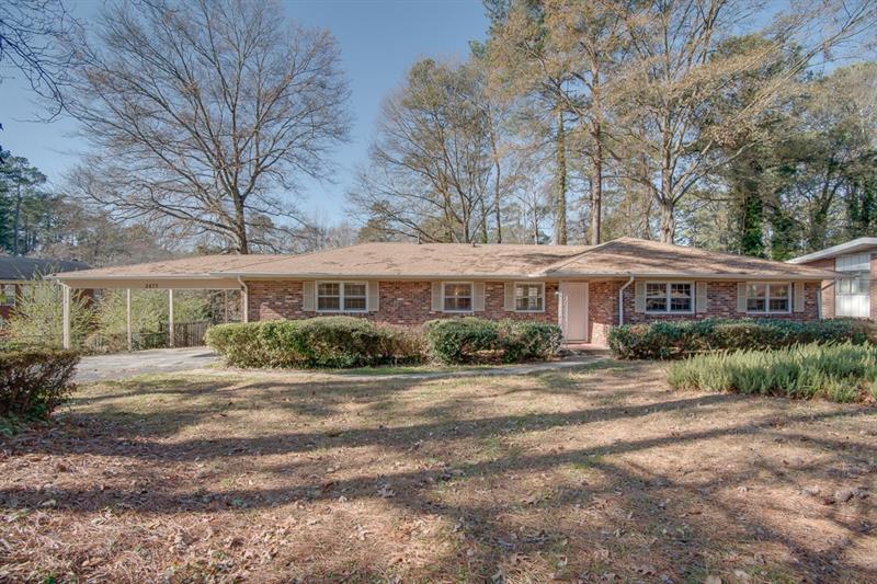 2677 Lancaster Drive, Atlanta, GA 30344