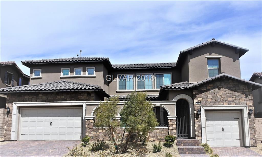 374 PORT REGGIO Street, Las Vegas, NV 89138