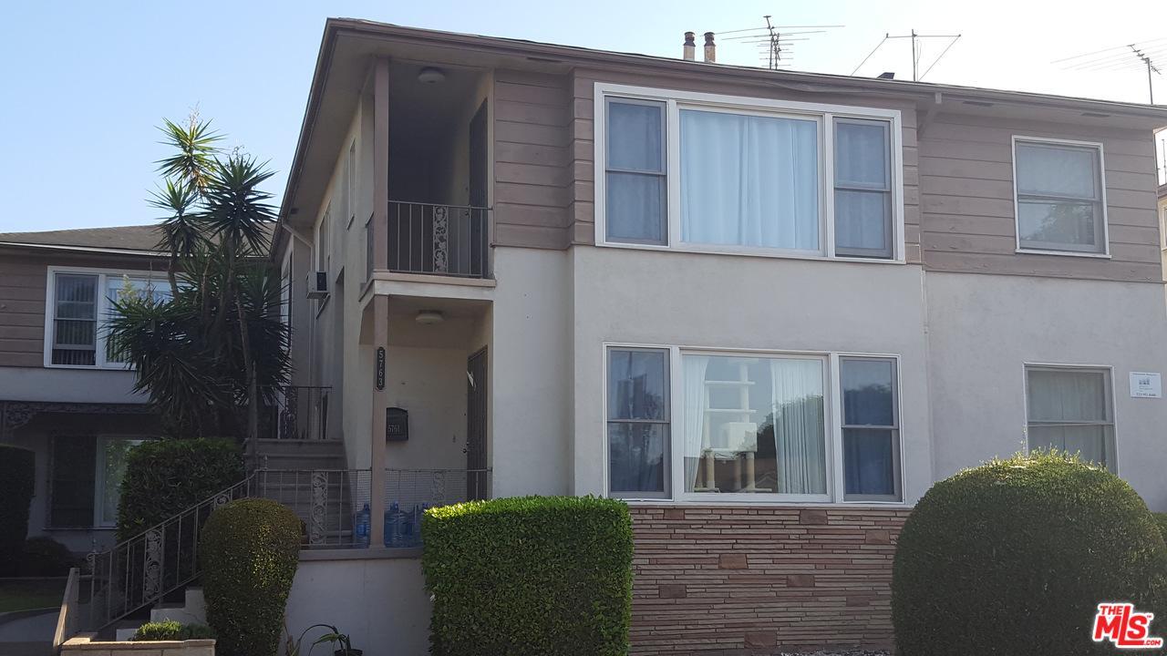 5761 SAN VICENTE, Los Angeles (City), CA 90019