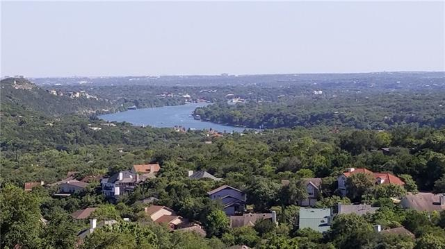 Austin's most sought out view! Own this ~5000 sq ft multilevel home in prestigious Cat Mountain. Light & bright with walls of windows overlooking Lake Austin from every room! Huge chefs kitchen with center island, breakfast bar, & open to family & dining room. Upper level features a giant master suite. Lowest level consists of a 2 bedrm suite, including 2 full baths & an eat in kitchen. Multilevel decks designed to maximize the outdoor amazing panoramic views. Elevator access to 2 levels of the home.