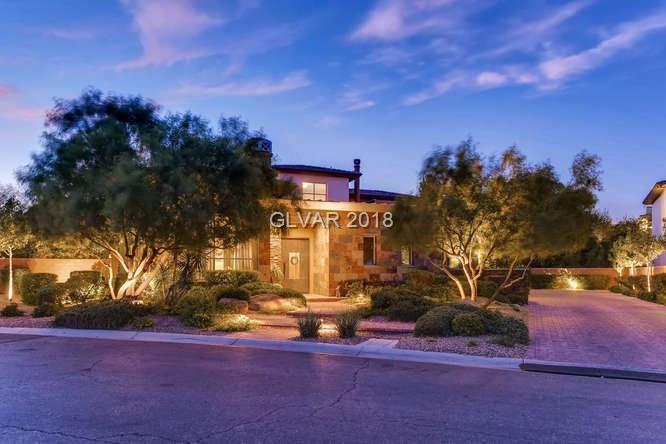 24 LOOKOUT RIDGE Drive, Las Vegas, NV 89135