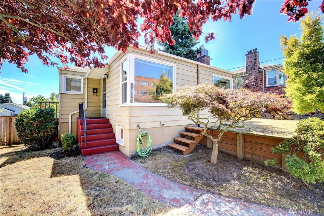 1343 N 79th St, Seattle, WA 98103