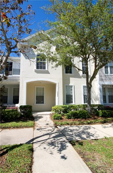 Exceptional opportunity to join the highly sought after West Park Village community in Westchase! This luxury, move-in ready townhouse includes 3 bedrooms, 2.5 baths, inside utility, spectacular 2 car garage, open floor plan, bamboo flooring, dual climate control Nest thermostats and much more. The kitchen comes equipped with stainless steel appliances, granite counter tops and gas range! The spacious master suite is upgraded with granite topped vanity, custom cabinetry and walk-in closet. Enjoy the outdoors within the screened-in porch or large fenced-in backyard. This wonder also offers the auto enthusiast's dream garage including custom storage, new paint and parking mats. Walk to shops, restaurants, gym, bar or one of Westchase's many amenities including: swimming pools/ water slide, tennis courts, playgrounds, splash park and outdoor ping pong tables. Call now for you private showing!