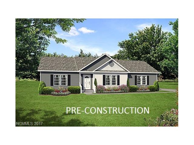 PRE-CONSTRUCTION OFF FRAME MODULAR. Cleared cul-de-sac lot in an upscale neighborhood. 1631 sqft, 3BR/2BA home w/lg 2 car garage.  Finished sheetrock throughout. Black deluxe appliance package.  Hardwood floors in foyer,LR, Dr, Kit & hall.  Large LR with 9ft ceilings, 7/12 roof pitch.  14 Seer Heat Pump. Home comes with a 7 yr warranty. NC REAL ESTATE AGENT OWNER.