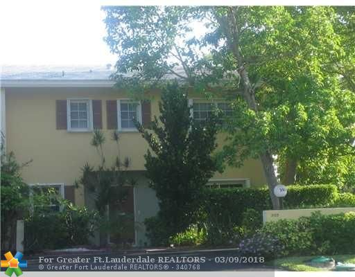 Gorgeous Townhouse at desirable Palm Aire CC , fixtures 3 bedrooms , master in suite, extra enclosed balcony at 2nd floor, laundry in, Florida room, formal dining & living room, TV room, 2.5 baths, private parking, backyard with fruit trees facing the new Palm Aire lakes.