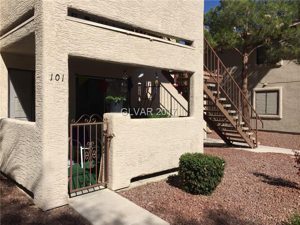 741 ROCK SPRINGS Drive 101, Las Vegas, NV 89128
