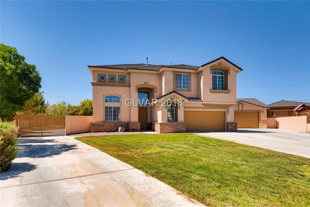 6117 GOLDEN SADDLE Street, Las Vegas, NV 89130