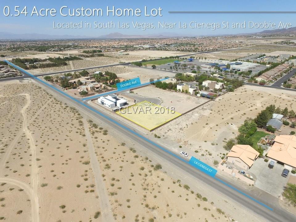 261 DOOBIE Avenue, Las Vegas, NV 89183
