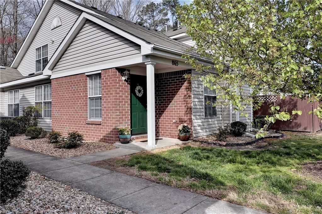 865 Miller Creek Lane, Newport News, VA 23602
