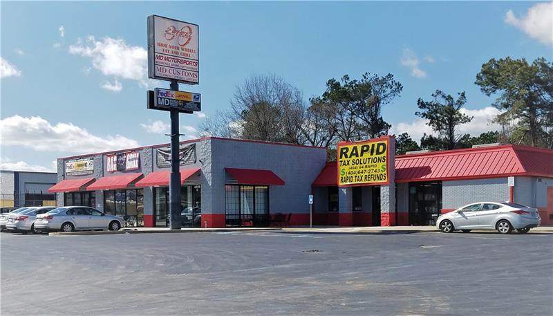 4395 Fulton Industrial Boulevard SW, Atlanta, GA 30336