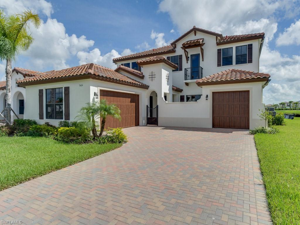 H.13491 - Amazing Large Single Family Home with over 4000 sf under air & Lakefront views, 5 bedrooms, 4.5 baths. Casita has separate entrance and can be used as an in-law suit, studio or office. Beautiful built-ins throughout home. Walk-in closets in all bedrooms. Tile on first floor and all bathrooms. Wood floors from the staircase all the way up throughout all the bedrooms! Community has a huge amenities center that is scheduled to be completed this December. Multiple parks including a dog park, sport fields, tennis, basketball, soccer, baseball, run/bike trails, restaurants, shopping, and so much more! If you are searching for a large home... this is a must see.