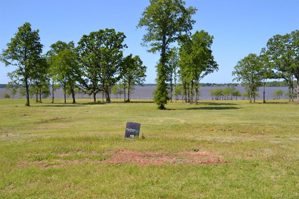 Stunning 1.020 Lakefront Lot In Newest Cross Lake Development The Point At Cross Lake. Build Your Dream Home Overlooking Shreveport's Finest Lake. Gated Subdivision. Community Pier With Private Boat Slips. Use Builder Of Your Choice.