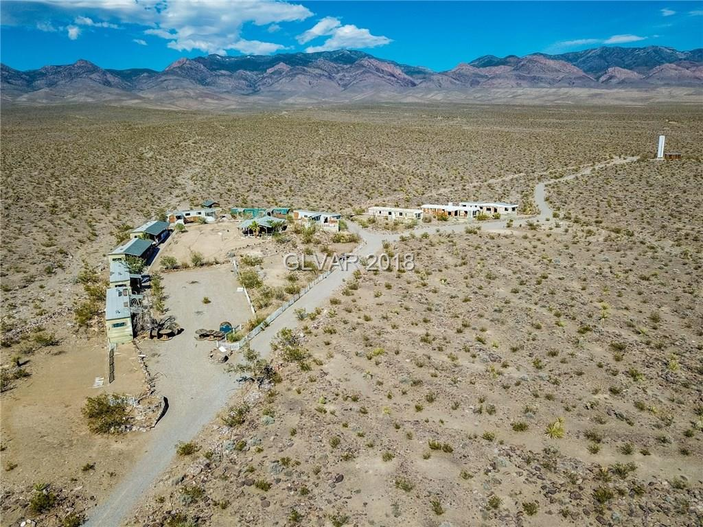W Ohio Road, Pahrump, NV 89060