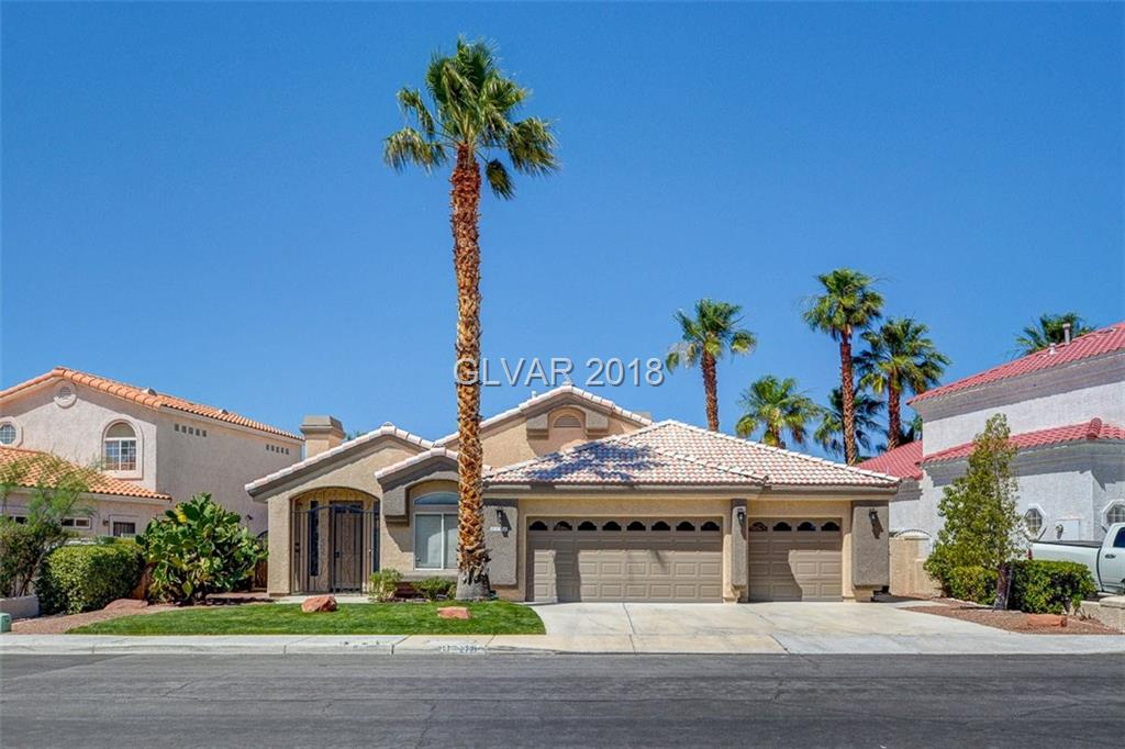 2721 CRYSTAL BEACH Drive, Las Vegas, NV 89128