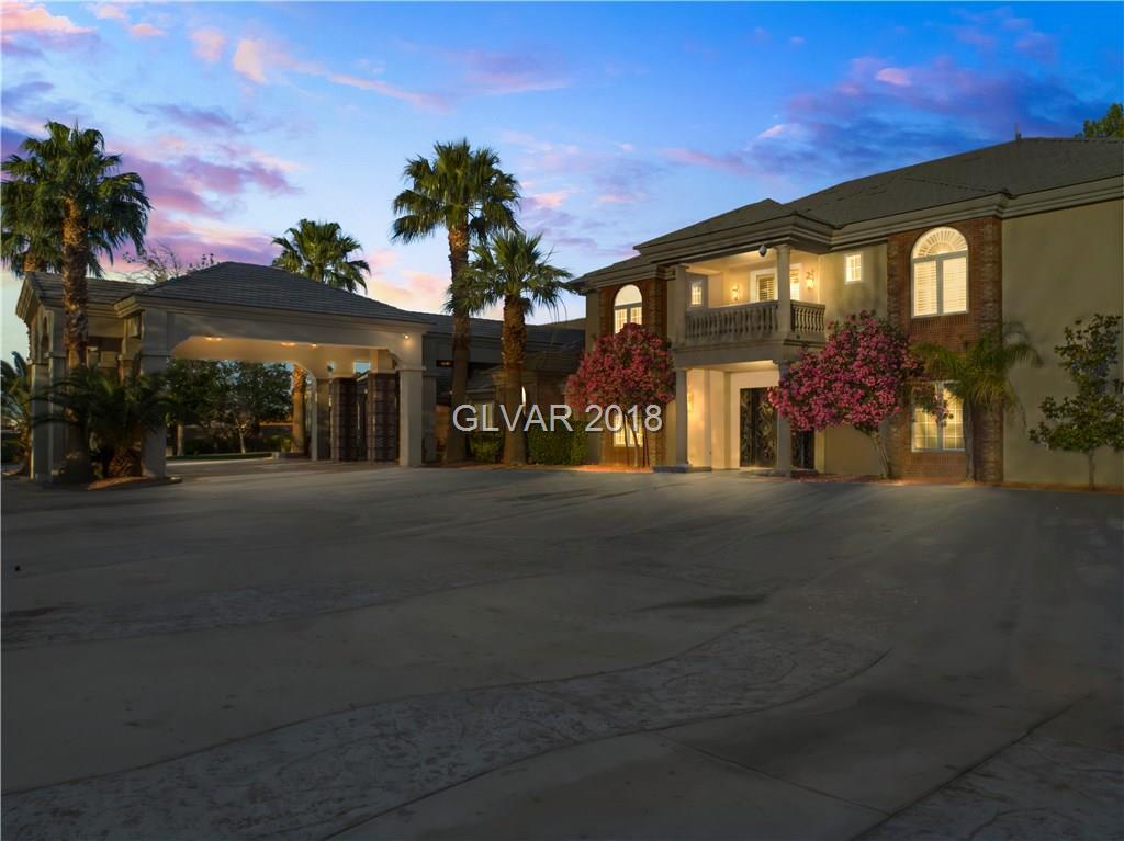 1801 S CIMARRON Road, Las Vegas, NV 89117
