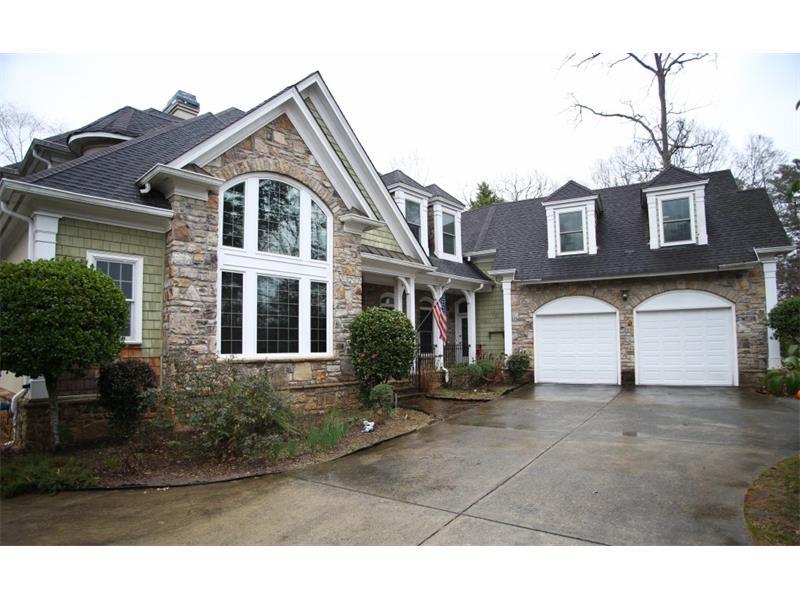 4116 Brookhaven Drive, Atlanta, GA 30319