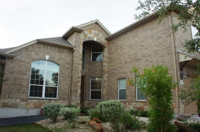North facing 4bd, 3.5 baths house on a cul-de-sac in sought after Ranch at Brushy Creek. Study, Media Rm, Dining, Covered Patio, Hdwood flooring on both floors, SS App. Entertain guests in the huge bkyard with outdoor kit, sitting area, and lighting pack. Acclaimed RRock ISD schools. Surrounded by beautiful parks, entertainment, shopping -- HEB, COSTCO, Ikea, Walmart, Target, Home Depot. Close to major empl -- Apple, Dell, Paypal, IBM, HP, Oracle. Near hwys and toll roads -- 183, 183A, 45, I35.