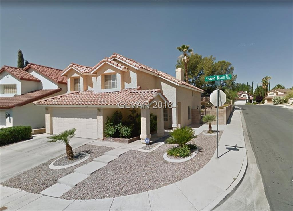 3209 HAVEN BEACH Way, Las Vegas, NV 89117