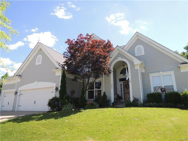 575 Eagle Manor Lane, Chesterfield, MO 63017