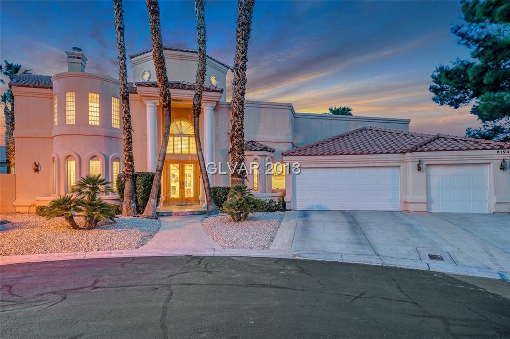8124 TIARA COVE Circle, Las Vegas, NV 89128