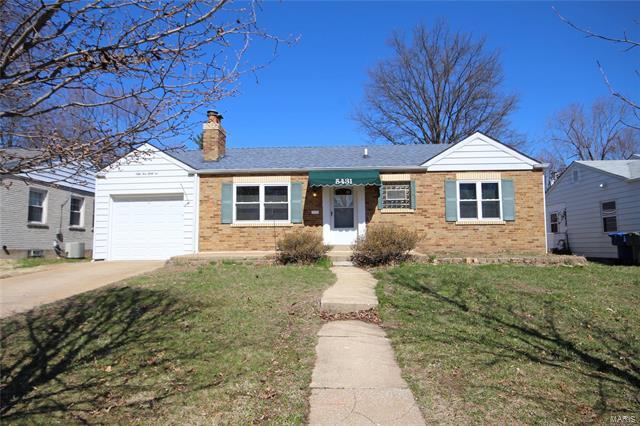 5431 Bancroft Avenue, St Louis, MO 63109