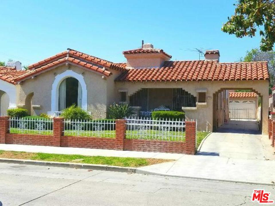 2809 W 43RD Place, Los Angeles (City), CA 90008