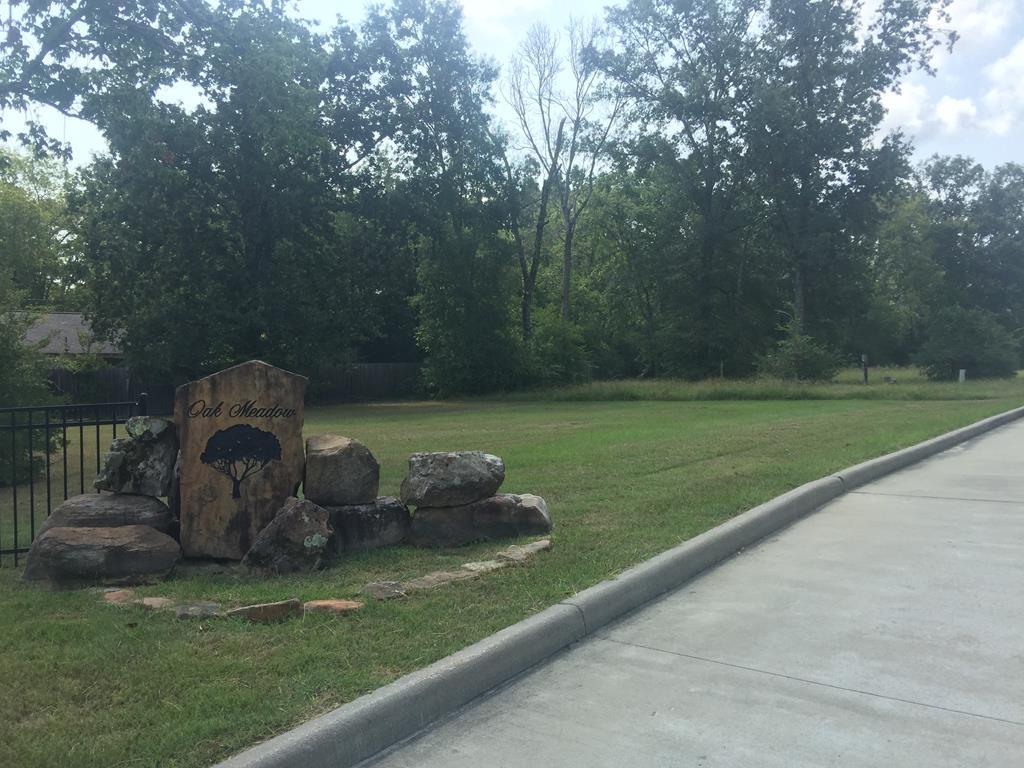Lot 13 Oak Meadow Lane, Lufkin, TX 75904