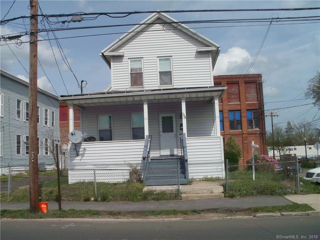 TO BE SOLD WITH 134-140 BISHOP AVE, ALL SIX UNITS ONE PACKAGE. ( 170074128) ALL THREE BUILDINGS BEING SOLD AS A PACKAGE WITH 134 BISHOP AND 136-140 BISHOP... ALL ON ONE