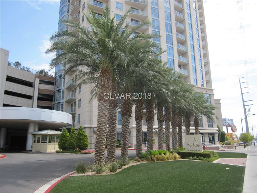 Great 2 bedroom, 2 bath condo one block from the Las Vegas Strip with views of the South Strip. Unit has stainless steel appliances and granite counters, bamboo flooring throughout except kitchen and baths with tile.