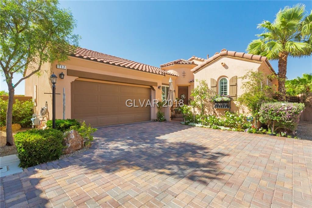 117 VIA DI MELLO, Henderson, NV 89011