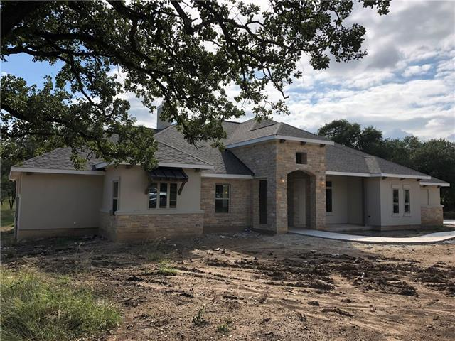 Quality at an affordable price. Majestic oaks & soaring 12' ceilings. Wide open one-story with huge island & over-sized covered porch with extended patio for outdoor entertaining. Too many features to list. Expected completion mid- October 2018