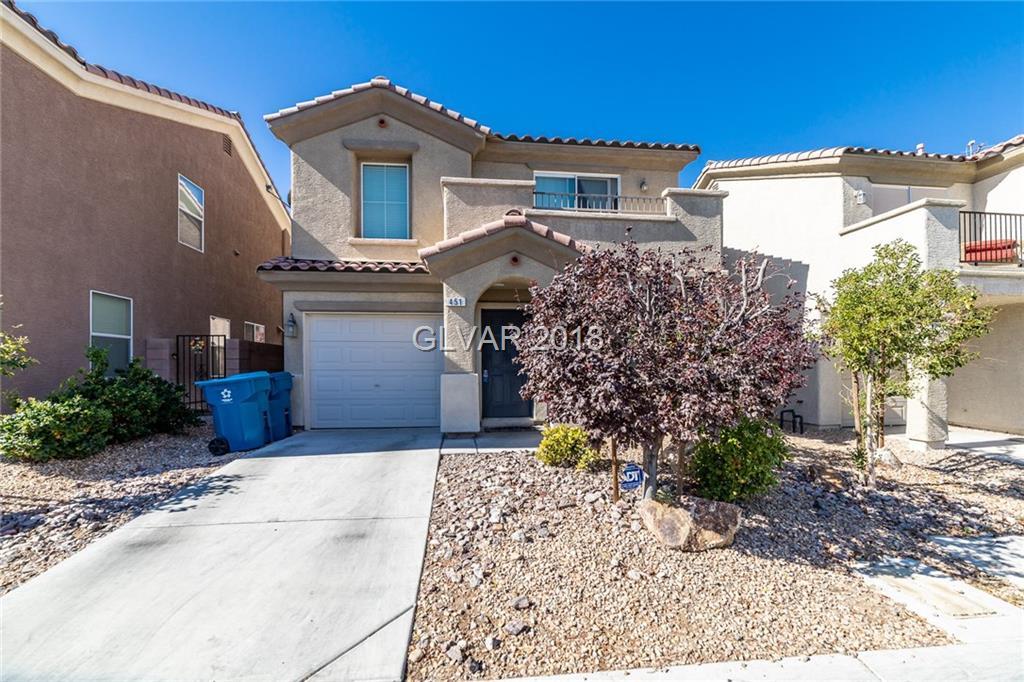 451 ROYAL BRIDGE Drive, Las Vegas, NV 89178