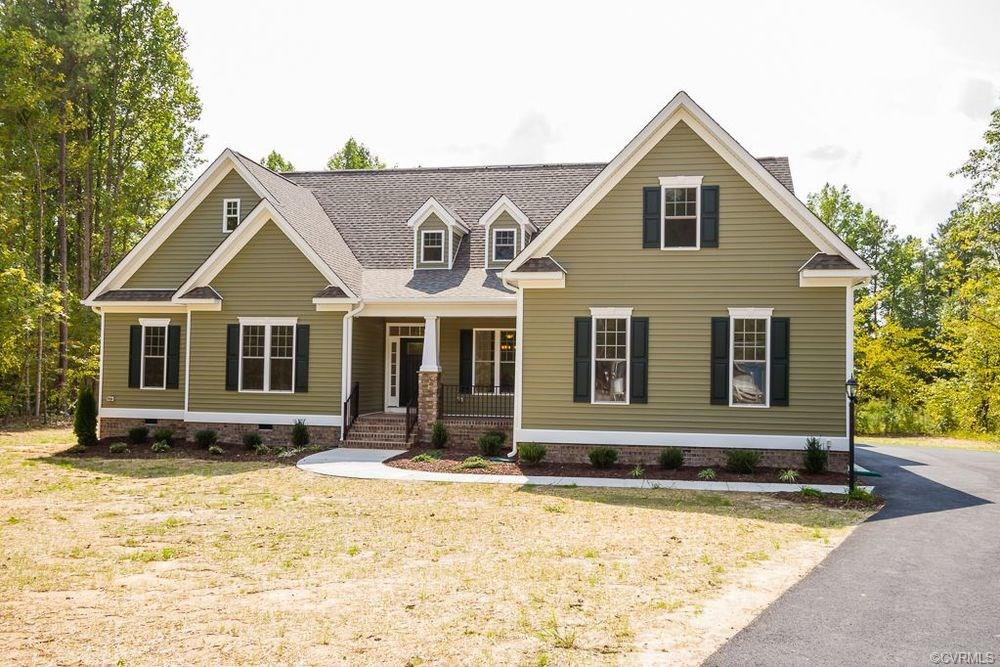 New Construction Homes for Sale in Zone 44, Eastern Hanover County ...