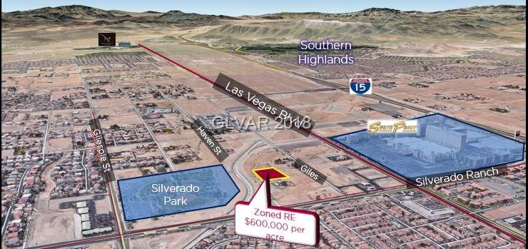 0 Haven Street, Las Vegas, NV 89183