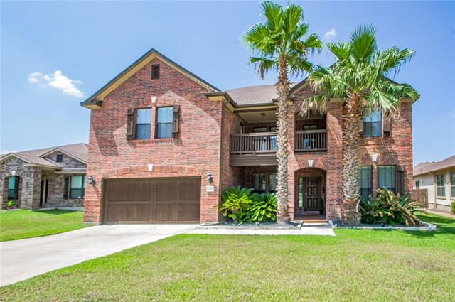 Move in ready with some furniture options available to buyer. Exceptional 5BR-3-Bath, 4303 Sqft. It is the LARGEST floor plan in the community. Features $15,000 in Upgrades, Soaring Ceilings, new flooring throughout main level, Granite Counters, Stainless-Black Appliances, Formal & Intimate Dining, 3 Incredible Spacious Family Areas, Floor to Ceiling Brick Fireplace, The Largest Master Bedroom with Garden Tub-Sep Shower-Dbl Vanities, his and her walk-in closets. Huge upstairs loft.