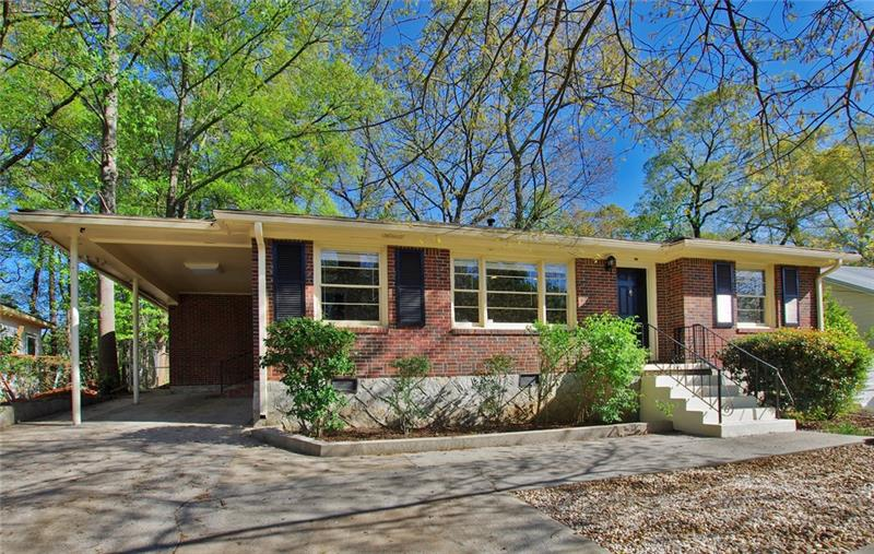 356 SE Eleanor Street, Atlanta, GA 30317