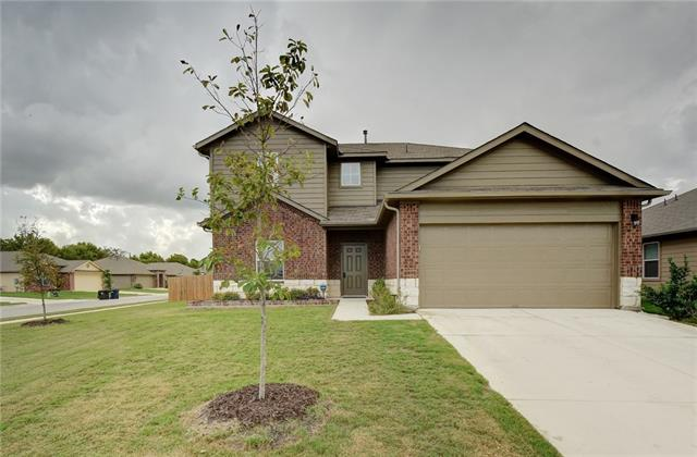 Located in the desirable Glenwood community & situated on a large corner lot, this bright & spacious home has an ideal floor plan that provides ample space to relax or entertain~The main level is comprised of a large kitchen with granite counters, SS appliances with gas range & a center island / breakfast bar that overlooks a living area with a high vaulted ceiling, plus a master suite & bath with a sizable walk-in closet~Situated upstairs are 3 guest bedrooms with an additional open play or flex space.