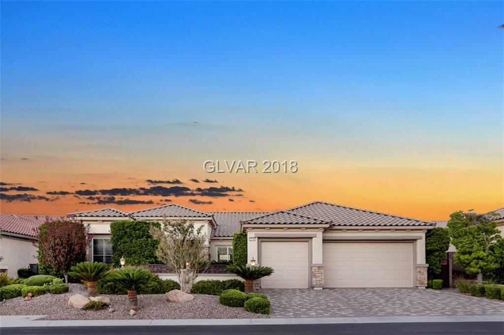 2116 SILENT ECHOES Drive, Henderson, NV 89044