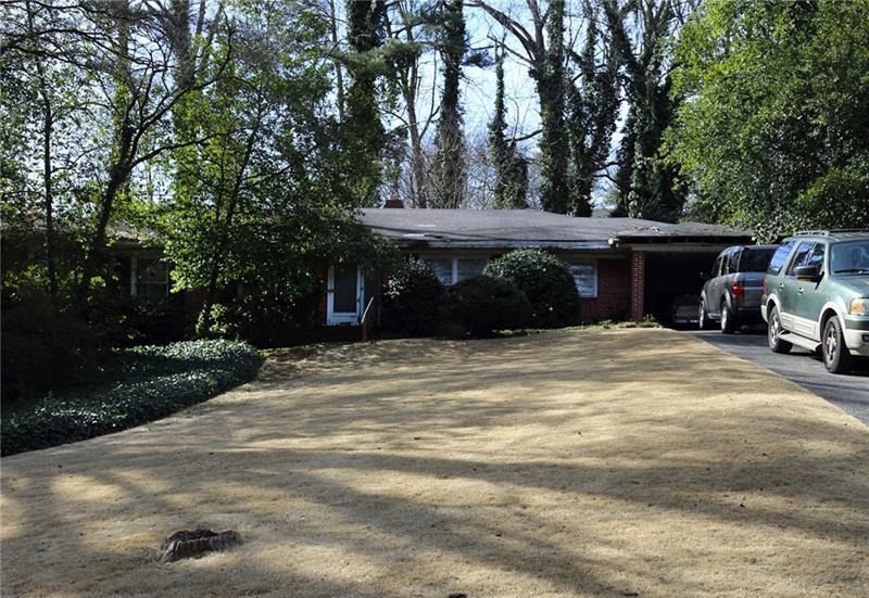 3916 Land O Lakes Drive NE, Atlanta, GA 30342