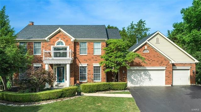 2632 Chatham Place Court, Wildwood, MO 63005
