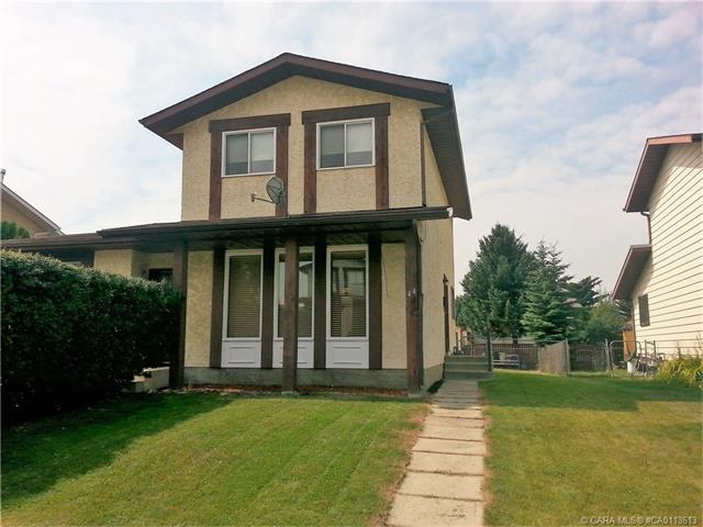 44 CAMPBELL Avenue, Red Deer, AB T4P 2W7