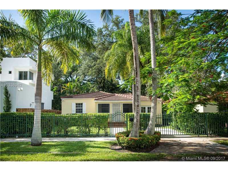 2288 Tequesta Way, Coconut Grove, FL 33133