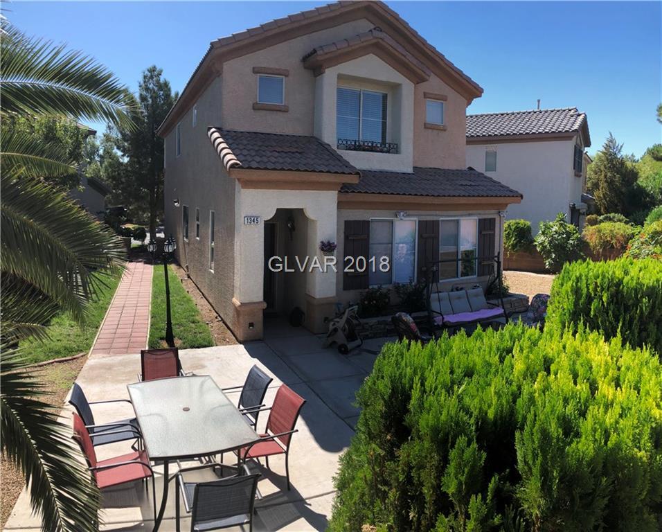 1345 PASEO GRANADA Street, Las Vegas, NV 89117
