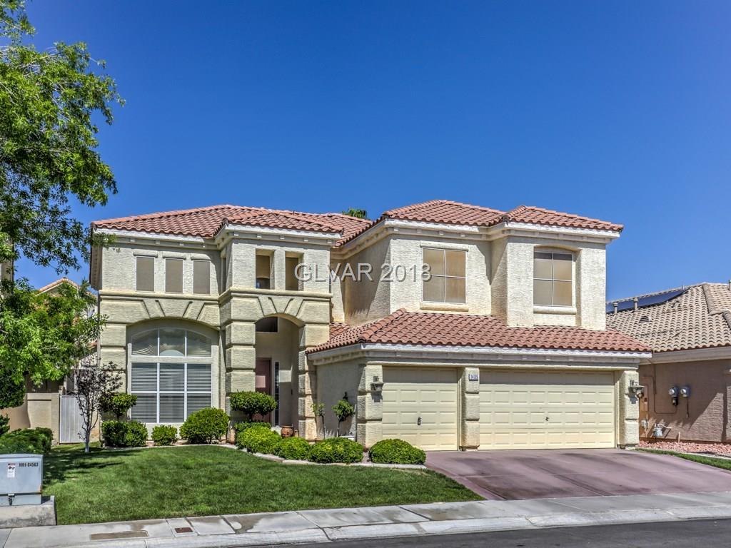 1405 SPLENDIDO Drive, Las Vegas, NV 89117