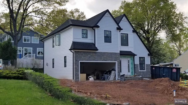 Exquisite new construction, completion fALL 2018. Elegant design & finishes. Spacious open floor plan. 6 bedrooms, with 5.5 baths. The first floor includes an eat-in kitchen with custom cabinetry, high-end stainless steel appliances, white quartz counter tops and a center island with a sink. The Formal living room and Dining area have an open flow and the Family room with a gas fireplace is open to the kitchen and breakfast area with sliders to the backyard. on the first floor is also a mud room BR,FBTH,PWDR. The Second floor includes a master suite with 2 walk-in closets with custom built cabinetry, and a luxurious bath with a huge shower, standalone tub, and two sinks. Additional 3 bedrooms, one with adjoining bathroom.Other two share a J&J Bath. The Laundry room is on the second floor. All floors are 9' ceiling high. The Basement w/large rec, a BR, a FBTH & a wine cellar. Other features: hardwood floors, 2 car garage, sprinklers,patio pavers.