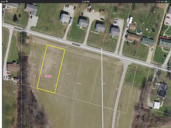 Lot # 2; Additional lots available (Lots 1, 3 & 4).  Great building lots.