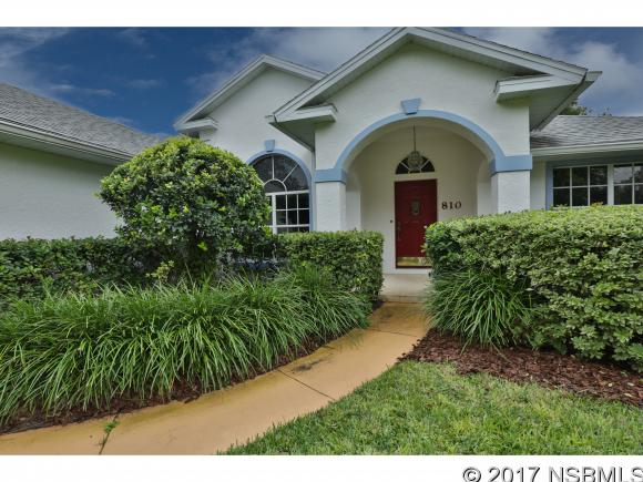 810 Staghorn Ct, New Smyrna Beach, FL 32168