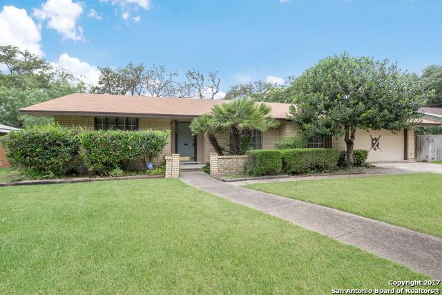 9803 CAROLWOOD DR, San Antonio, TX 78213