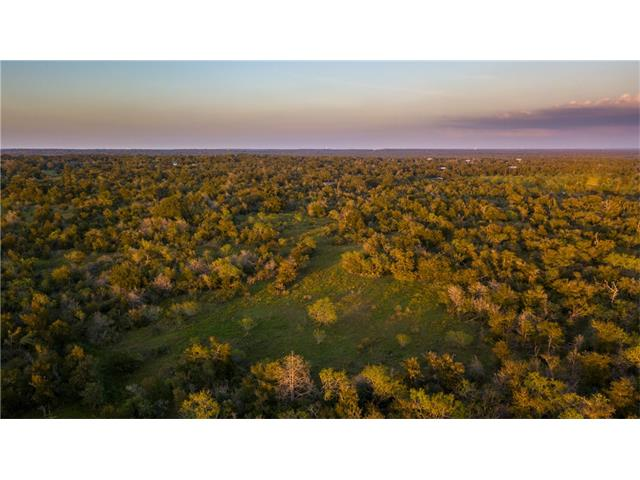 "134.79 acres raw land w/1000 ft road frontage, prime growth corridor of Bastrop Co. Private w/amenities near by. Used as farm, horse ranch, or more. Near Austin, Bastrop, Lockhart. 8 miles from COTA 17 miles to Bergstrom. 2 H2O tanks, electric utilities along road. Aqua water w/4"" main on both sides of HWY. Leased for cattle & ag exempt. Hunting allowed- deer, turkey, hog, dove, etc. Has oaks, elms, mesquite trees w/gently rolling terrain. Agents,make sure gate is closed to ensure cattle dont get out."